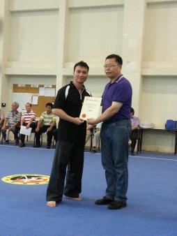 Sanda Coach Award